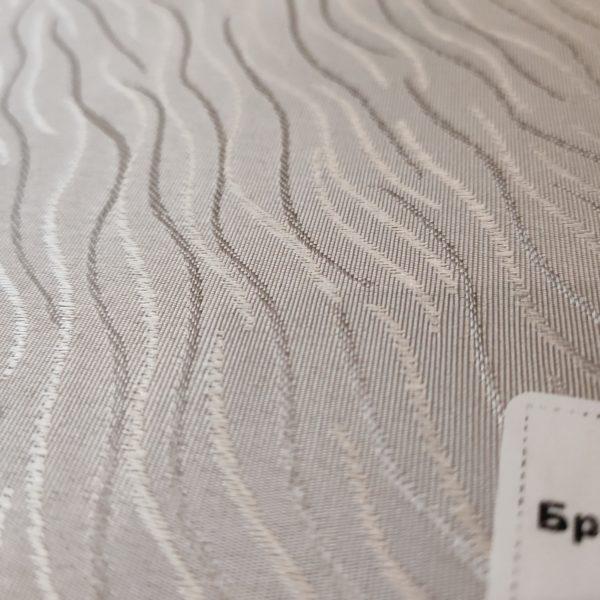 Рулонные шторы Бриз кофейный ткань