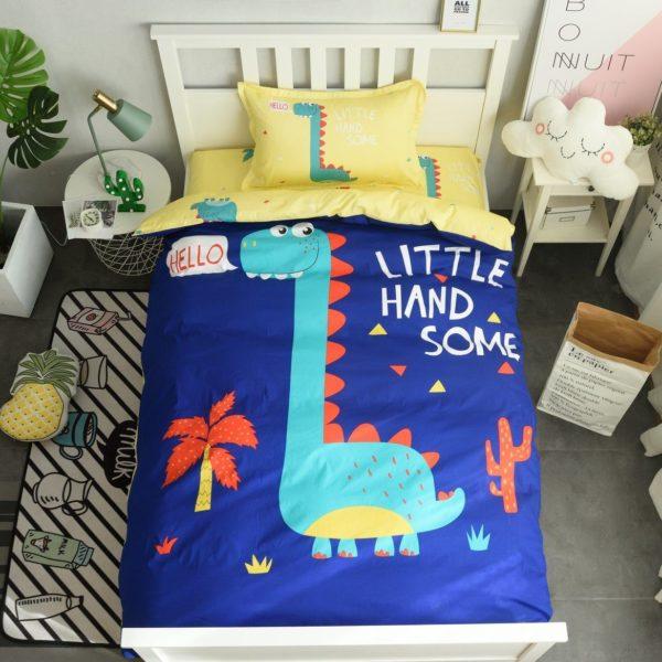 Детское постельное белье Хлопок