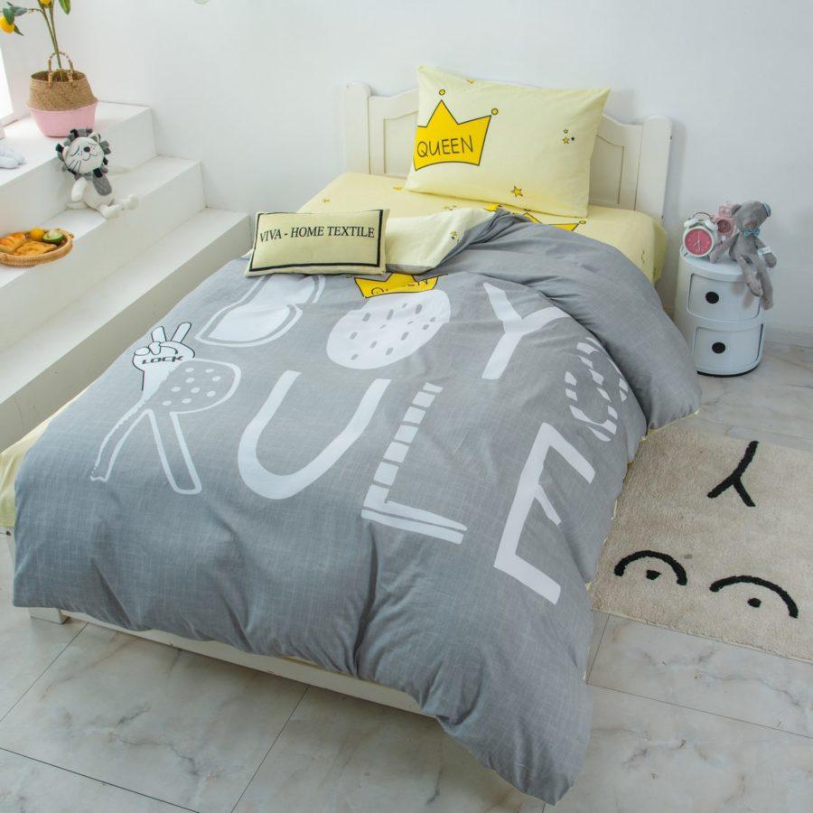 Детское постельное белье Boys Rule