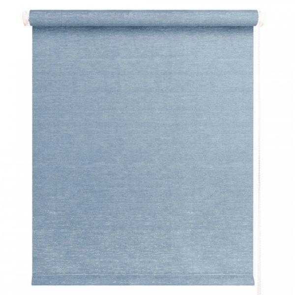 Рулонные шторы Гелакси голубой