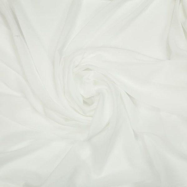 Тюль белый