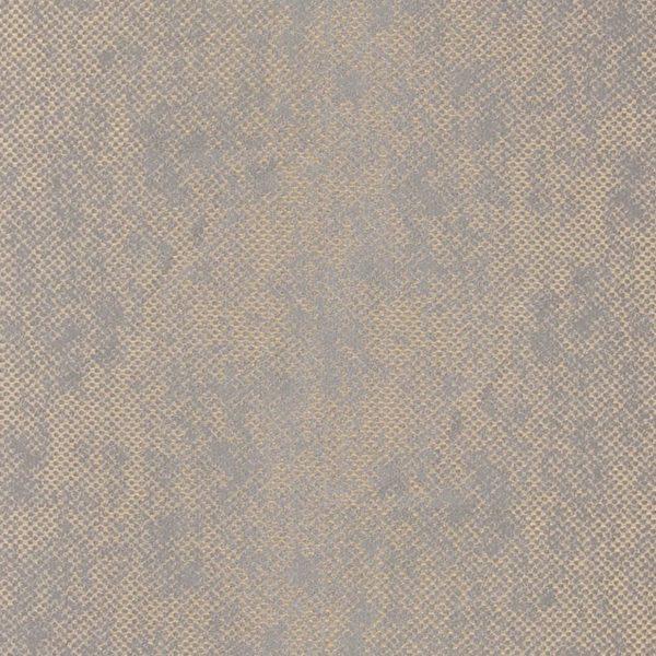 Портьера Матрица серо-золотой