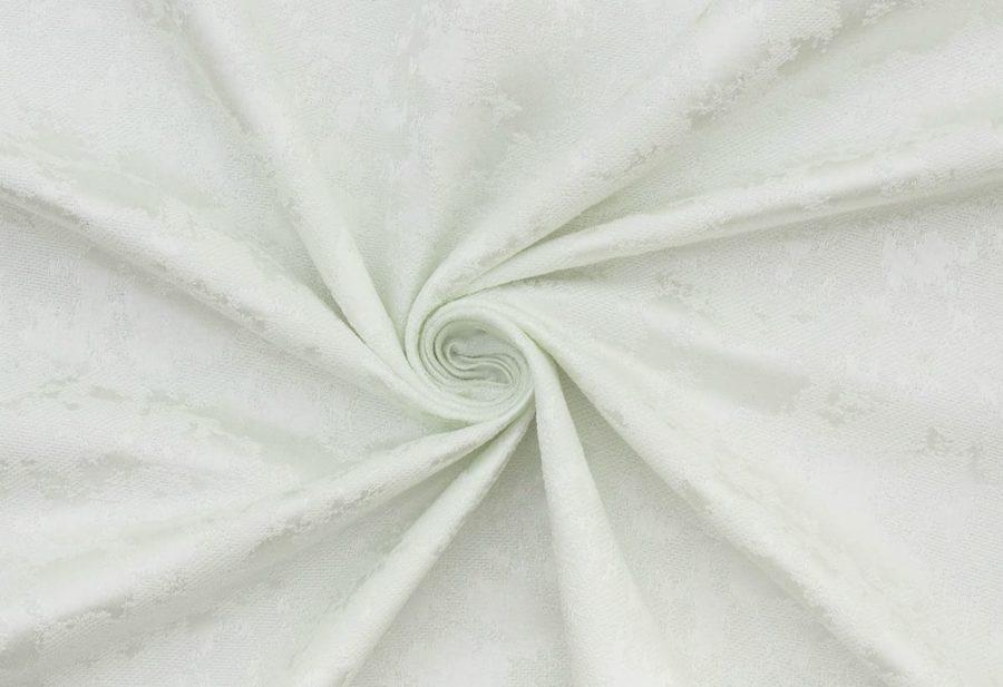Штора Оазис белый