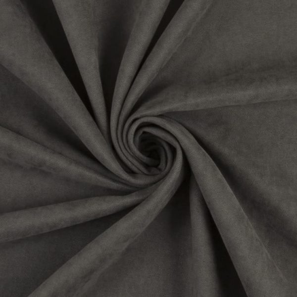 Шторы Канвас темно-серые