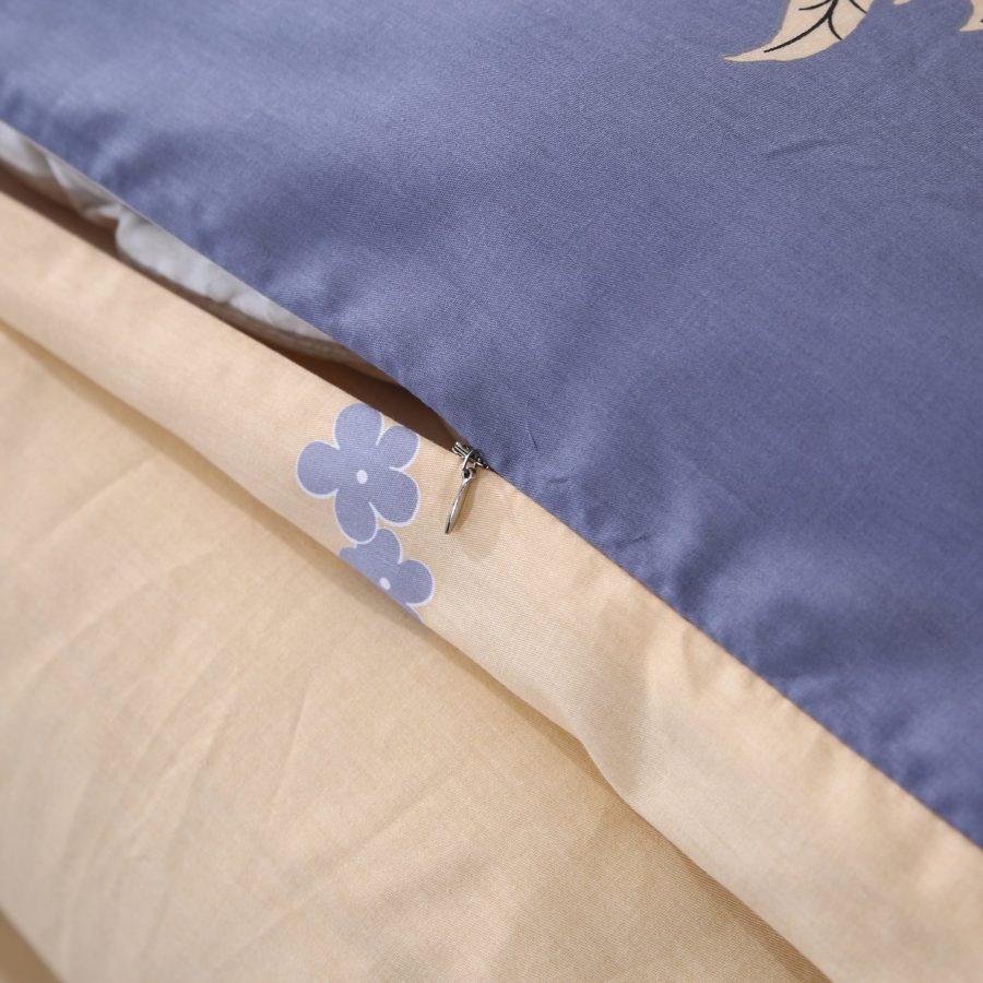 Постельное белье натуральный хлопок 100% сатиновое плетение Романтика