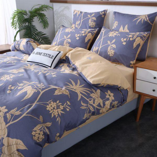Комплект постельного белья сатин хлопок Романтика