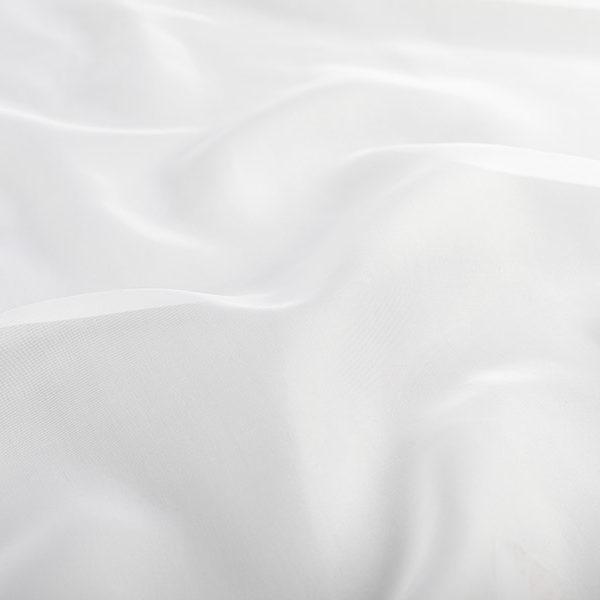 Тюль вуаль белый органза