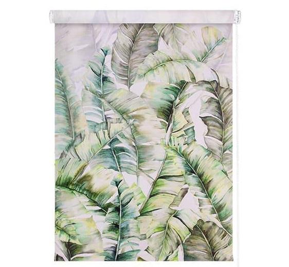 Рулонные шторы с рисунком Джунгли